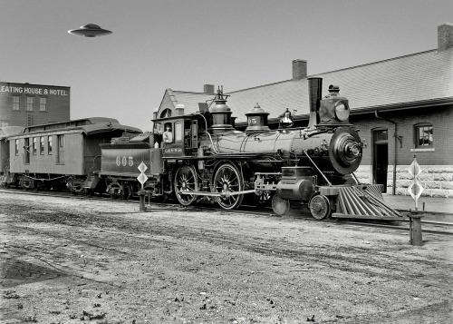 train alien